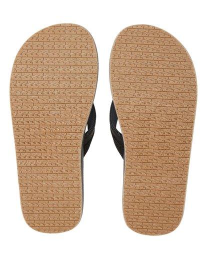 1 All Day Impact Print Sandals Grey MFOT1BAI Billabong