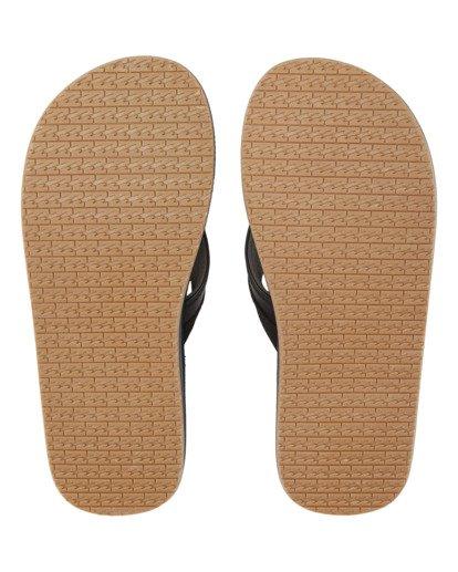 1 All Day Impact Print Sandals Blue MFOT1BAI Billabong