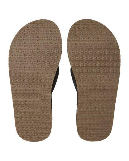 7 Dunes Impact Sandals Black MFOT1BDI Billabong