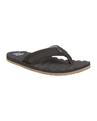 6 Dunes Impact Sandals Black MFOT1BDI Billabong