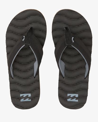 0 Dunes Impact Sandals Black MFOT1BDI Billabong