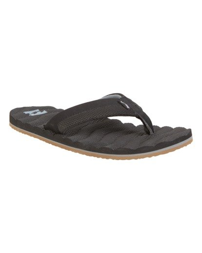 2 Dunes Impact Sandals Black MFOT1BDI Billabong
