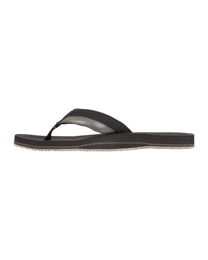 1 Offshore Impact Sandals Black MFOT1BOI Billabong