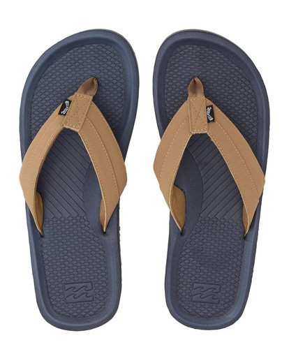 4 Offshore Impact Sandals Blue MFOT1BOI Billabong