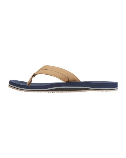5 Offshore Impact Sandals Blue MFOT1BOI Billabong