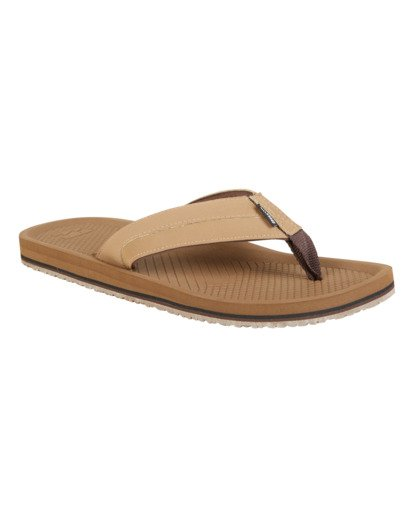 2 Offshore Impact Sandals Brown MFOT1BOI Billabong