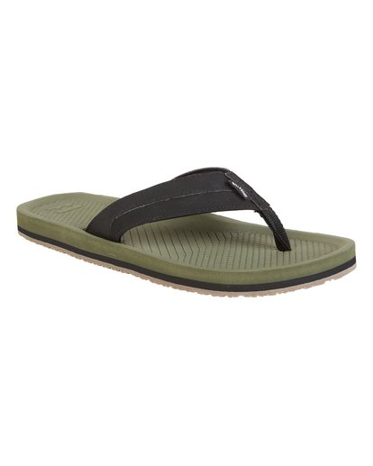 2 Offshore Impact Sandals Green MFOT1BOI Billabong