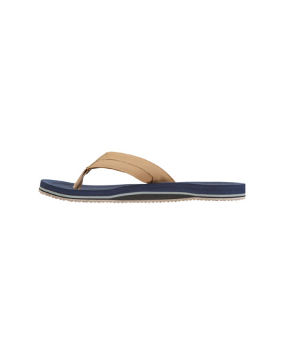 3 Offshore Impact Sandals Blue MFOT1BOI Billabong