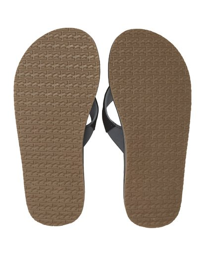 7 Overhead Sandals Black MFOT1BOV Billabong