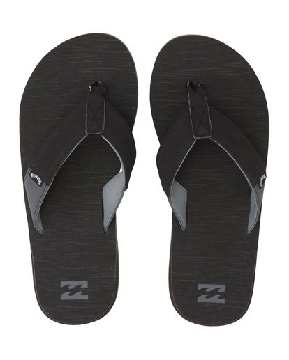 4 Overhead Sandals Black MFOT1BOV Billabong