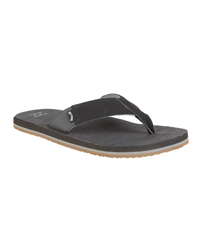 6 Overhead Sandals Black MFOT1BOV Billabong
