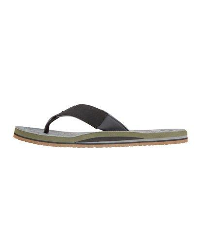 5 Overhead Sandals Green MFOT1BOV Billabong