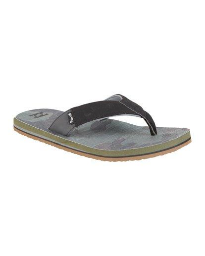 6 Overhead Sandals Green MFOT1BOV Billabong