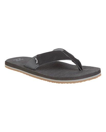 2 Overhead Sandals Black MFOT1BOV Billabong