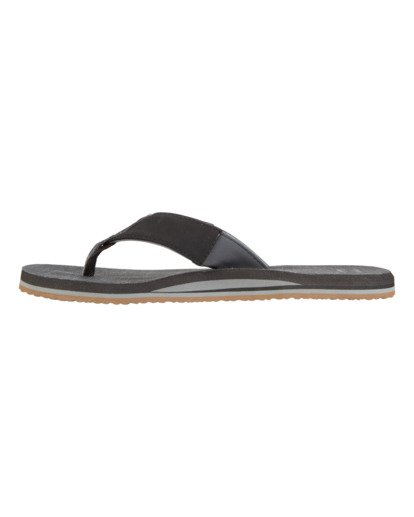 3 Overhead Sandals Black MFOT1BOV Billabong