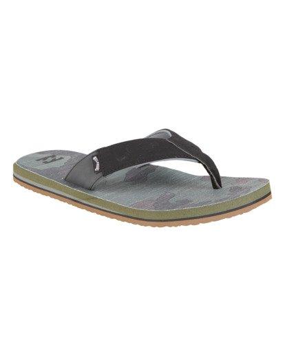 2 Overhead Sandals Green MFOT1BOV Billabong