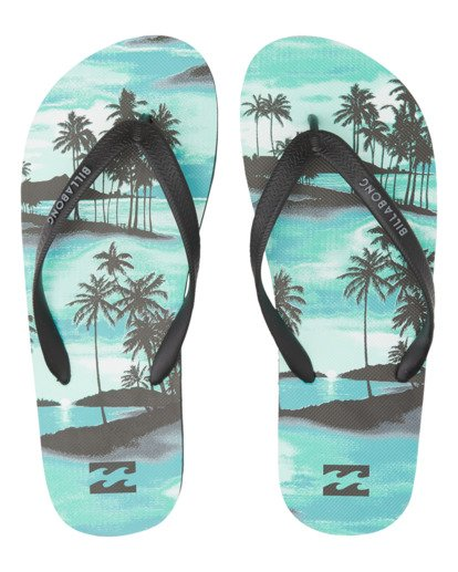 0 Tides Sandals Blue MFOT1BTI Billabong