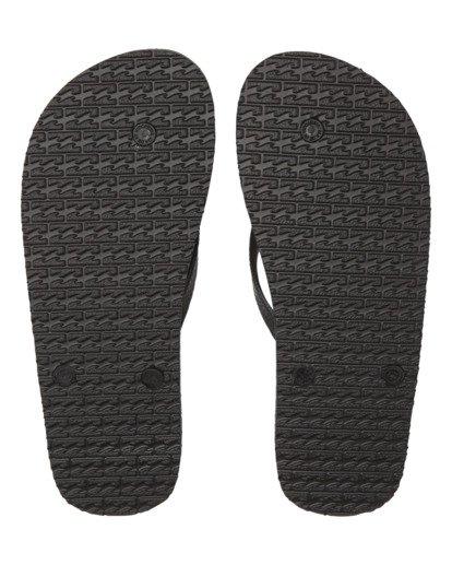 1 Tides Sandals Black MFOT1BTI Billabong
