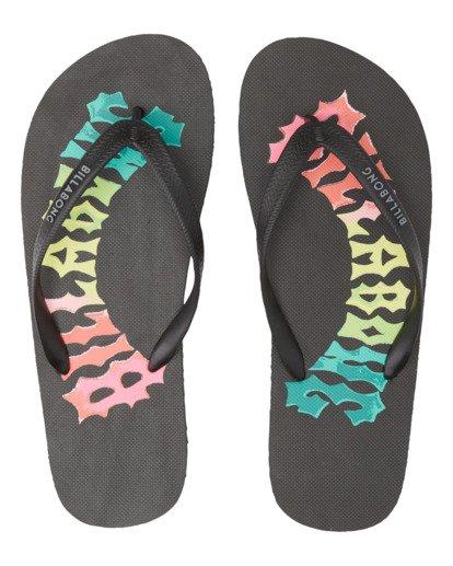 0 Tides Sandals Black MFOT1BTI Billabong