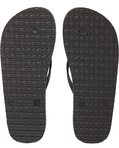 2 Tides Sandals Black MFOT1BTI Billabong