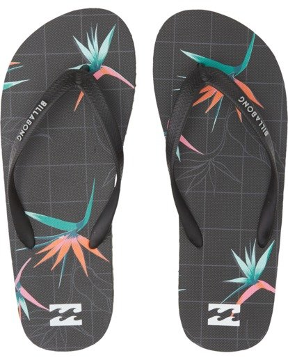 1 Tides Sandals Black MFOT1BTI Billabong