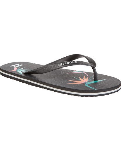 0 Tides Sandals Black MFOT1BTI Billabong