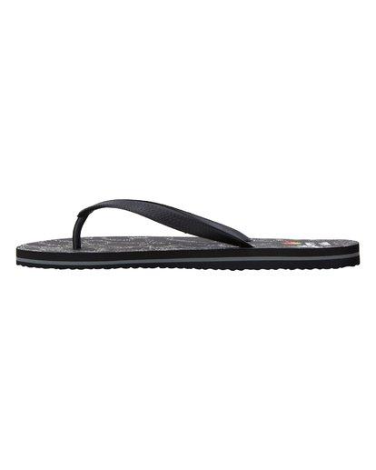 2 Truffula Tides Sandals Black MFOT2BTR Billabong
