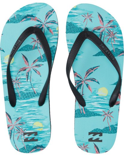 1 Tides Sandals Green MFOT3BTI Billabong