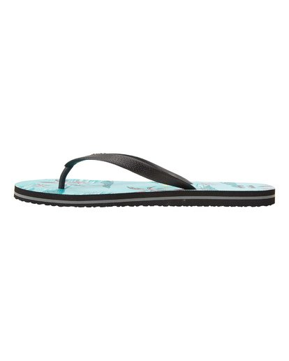 3 Tides Sandals Green MFOT3BTI Billabong