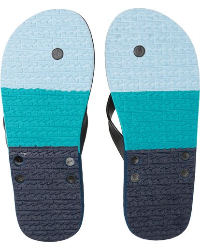 1 All Day Sandals Blue MFOTNBAD Billabong