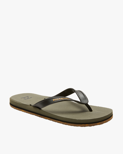 1 All Day Sandals Green MFOTNBAD Billabong