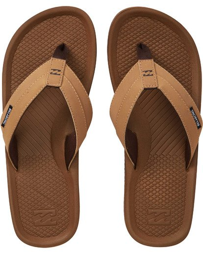 0 Off Shore Impact Sandals Yellow MFOTNBOI Billabong