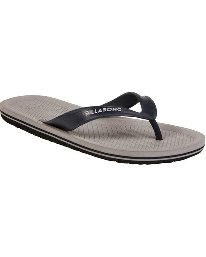 1 Offshore Thong Sandals Grey MFOTNBOT Billabong