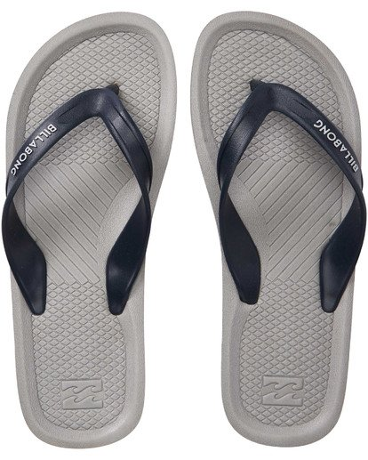 0 Offshore Thong Sandals Grey MFOTNBOT Billabong