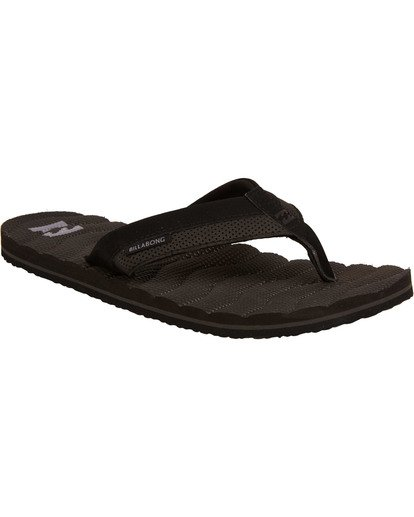 1 Dunes Impact Sandals Black MFOTTBDI Billabong