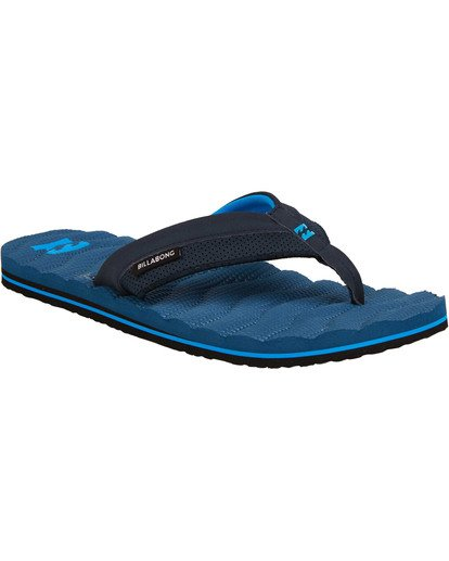 1 Dunes Impact Sandals Blue MFOTTBDI Billabong