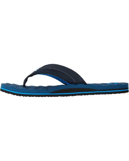 2 Dunes Impact Sandals Blue MFOTTBDI Billabong