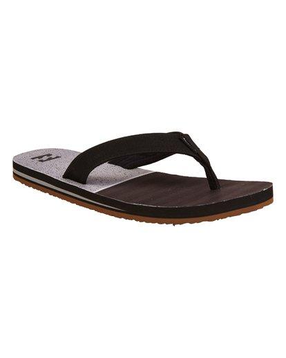 2 Fifty 50 Sandals Black MFOTTBFI Billabong