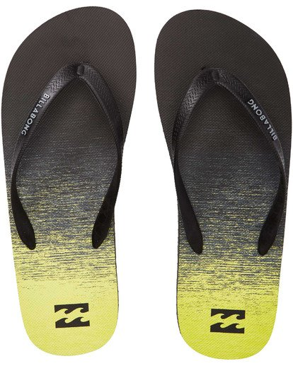 0 Tides Sandals Yellow MFOTTBTI Billabong