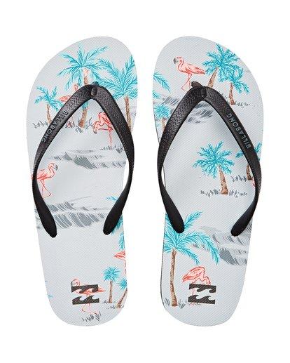0 Tides Sandal Grey MFOTUBTI Billabong