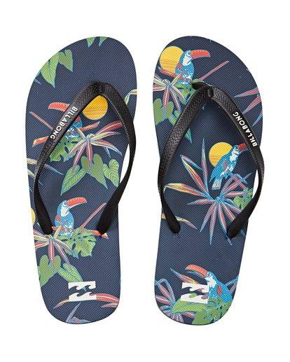 0 Tides Sandal Blue MFOTUBTI Billabong