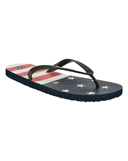 1 Tides Sandal Red MFOTUBTI Billabong