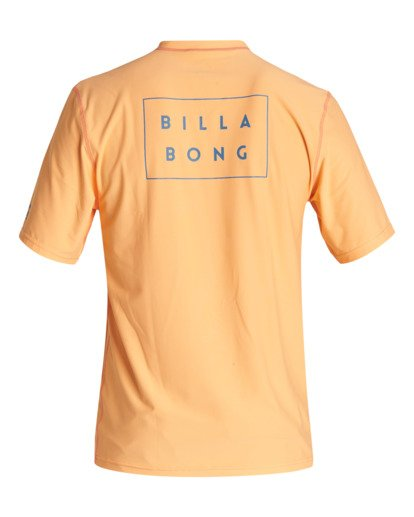 1 Die Cut Loose Fit Short Sleeve Surf Shirt Grey MR011BDC Billabong