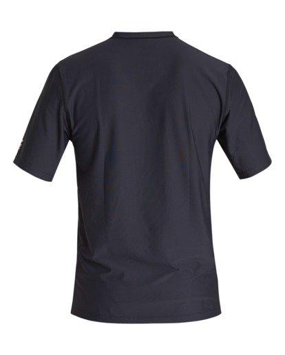 1 Social Club Loose Fit Short Sleeve Surf Shirt Black MR011BSC Billabong