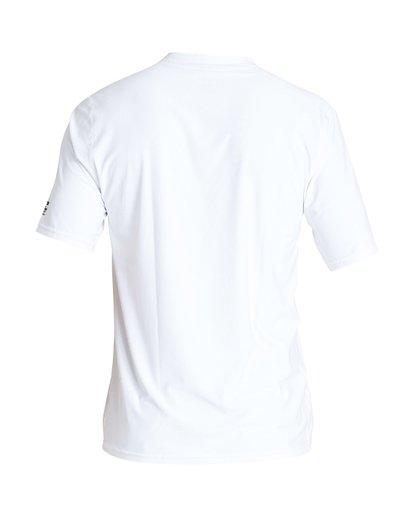 1 Decal Loose Fit Short Sleeve White MR01VBDE Billabong