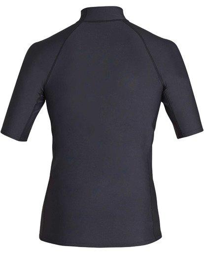 1 Union Performance Fit Short Sleeve Rashguard  MR02TBUN Billabong