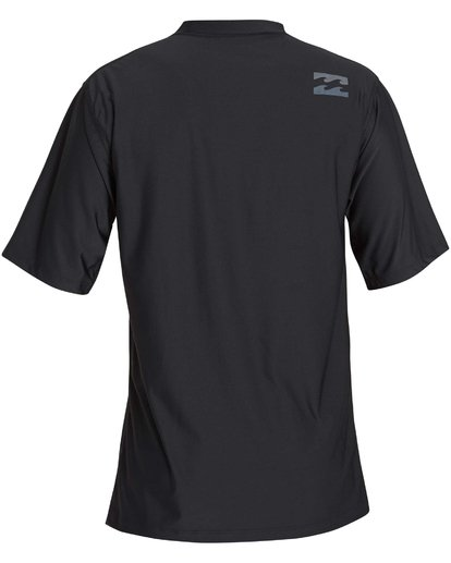 1 All Day Wave Loose Fit Short Sleeve Rashguard  MR07NBWL Billabong