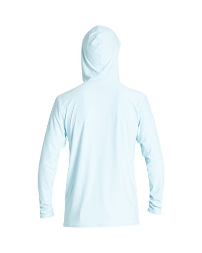 1 Unity Hooded Loose Fit Long Sleeve Rashguard Blue MR52VBUH Billabong
