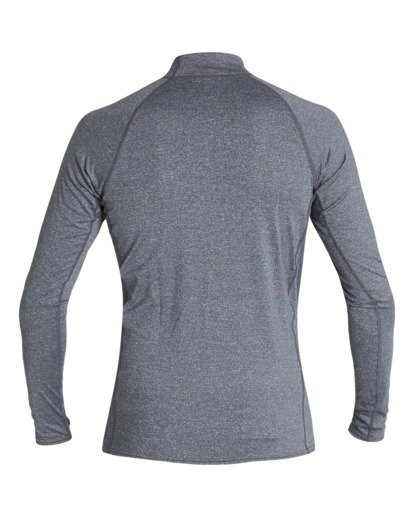 1 Stacked Performance Fit Long Sleeve Rashguard Grey MR601BST Billabong