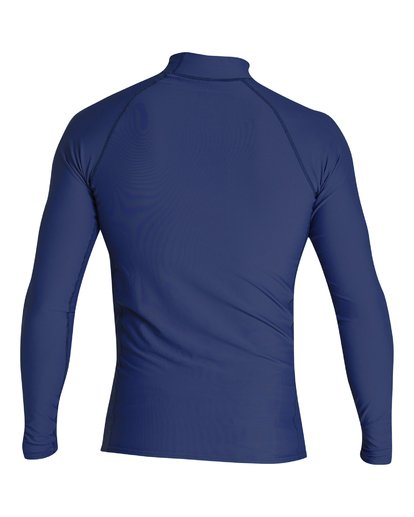 1 Union Performance Fit Long Sleeve Blue MR62VBUN Billabong